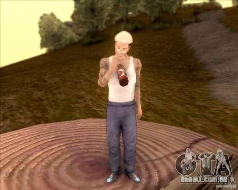 SkinPack for GTA SA para GTA San Andreas sétima tela