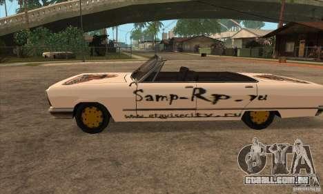 Pintura de savana para GTA San Andreas segunda tela