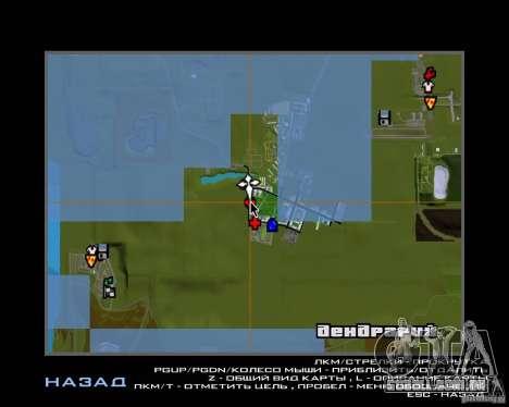 Frota em Anaheim para GTA San Andreas sexta tela