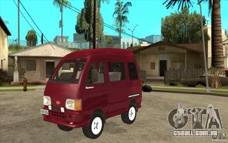 KIA Towner para GTA San Andreas