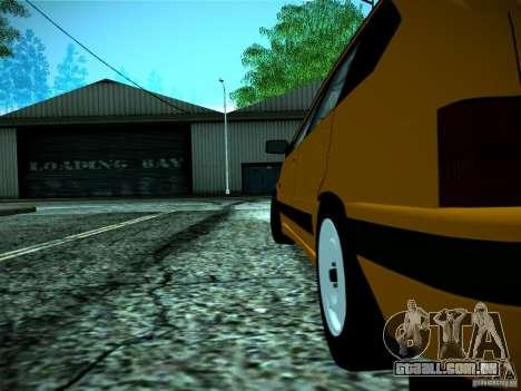 ВАЗ 2114 para GTA San Andreas vista direita