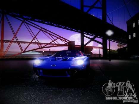 Realistic Graphics 2012 para GTA San Andreas quinto tela