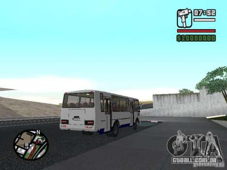SULCO 4234 v1 para GTA San Andreas vista direita