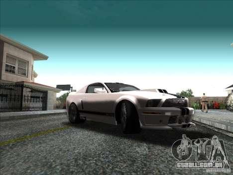 ENBseries v0.075 v3 para GTA San Andreas terceira tela