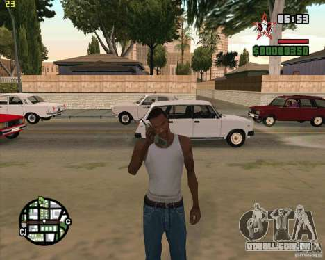 Chamada Cargobob para GTA San Andreas segunda tela