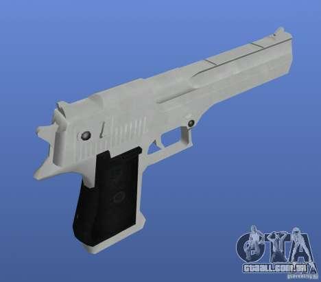 Mega Gun Pack (Chrom) para GTA 4 terceira tela