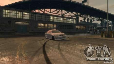 Toyota Chaser 2.5 Tourer V para GTA 4 vista interior