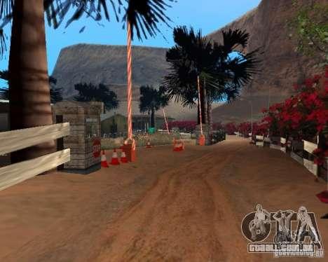 Modern Bone Country para GTA San Andreas terceira tela
