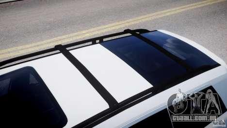Mercedes-Benz GL450 para GTA 4 vista inferior