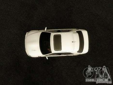 Lexus IS300 Jap style para vista lateral GTA San Andreas