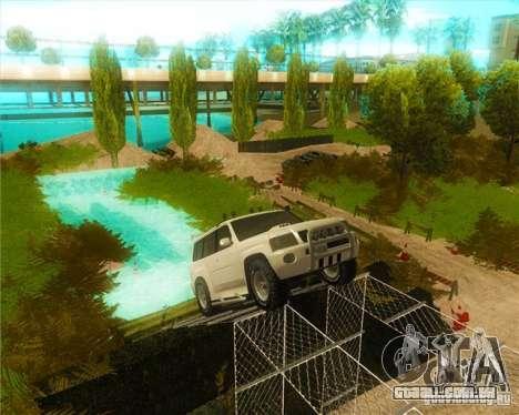 Off-Road Track para GTA San Andreas segunda tela