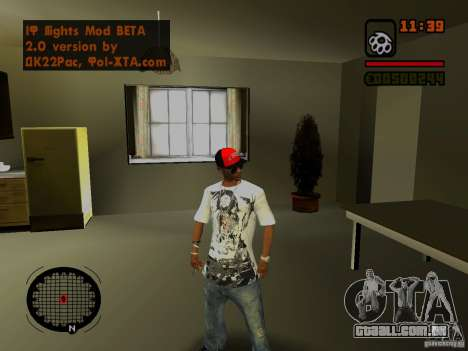 GTA IV Animation in San Andreas para GTA San Andreas