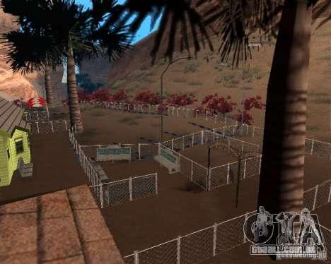 Modern Bone Country para GTA San Andreas por diante tela