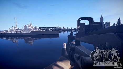 Nova M4 para GTA 4 terceira tela