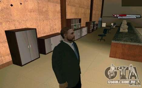 Mayor HD para GTA San Andreas terceira tela
