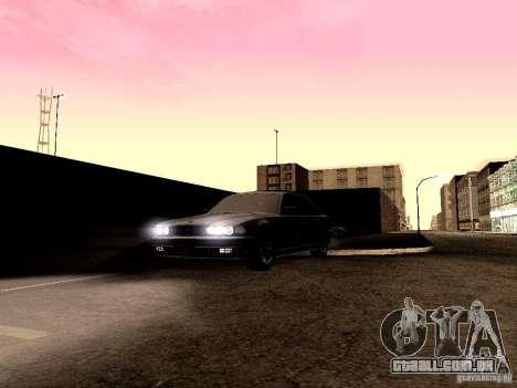 LibertySun Graphics For LowPC para GTA San Andreas sexta tela