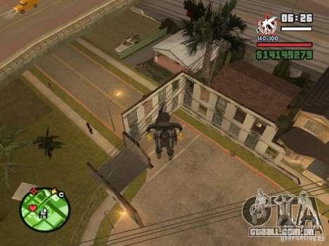 Construção de casas 2 para GTA San Andreas por diante tela