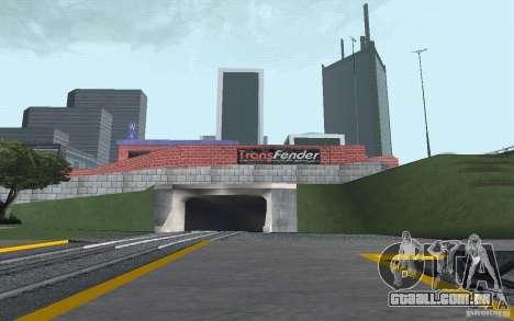 Vendedor de carros novos carros Wang para GTA San Andreas sétima tela