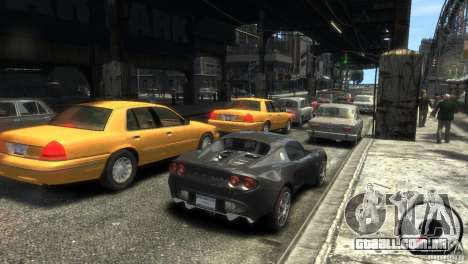 Lotus Elise v2.0 para GTA 4 vista direita