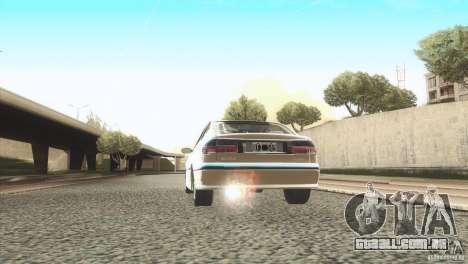 Renault Laguna RXE 1996 para GTA San Andreas vista traseira