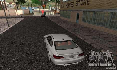 New Groove para GTA San Andreas oitavo tela