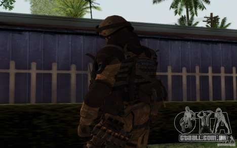 Šturomvik de Warface para GTA San Andreas terceira tela