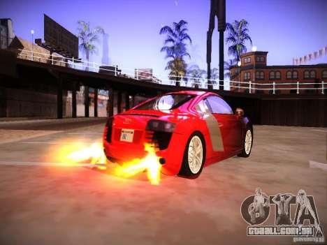 Efeitos do tubo de escape para GTA San Andreas