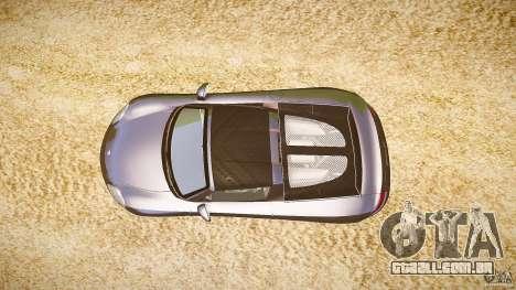 Porsche Carrera GT v.2.5 para GTA 4 vista direita