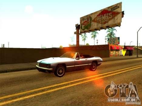 ENBSeries by Sashka911 v2 para GTA San Andreas segunda tela