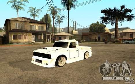IZH 27151 para GTA San Andreas
