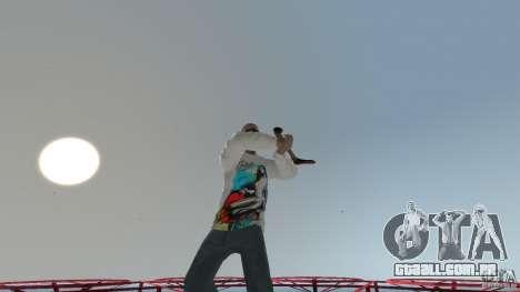 Accetta da pompiere para GTA 4 por diante tela