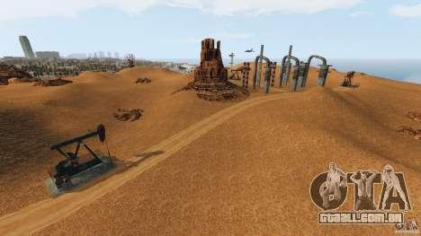 Red Dead Desert 2012 para GTA 4 oitavo tela