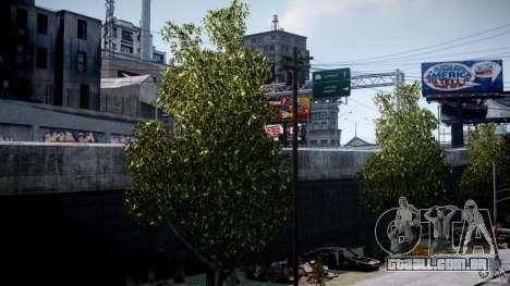 Realistic trees 1.2 para GTA 4 segundo screenshot