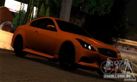 SA gline v4.0 Screen Edition para GTA San Andreas sétima tela