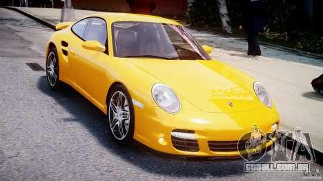 Porsche 911 Turbo V3.5 para GTA 4 vista direita