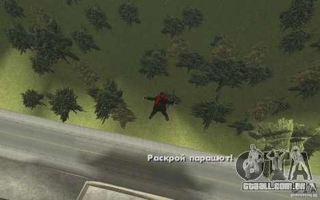 Animação de GTA IV v 2.0 para GTA San Andreas décima primeira imagem de tela