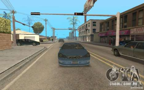 Theft of vehicles 1.0 para GTA San Andreas terceira tela