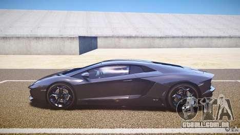 Lamborghini Aventador LP700-4 [EPM] 2012 para GTA 4 esquerda vista