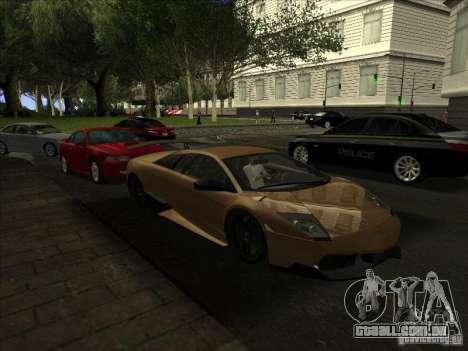 Queen Unique Graphics HD para GTA San Andreas por diante tela