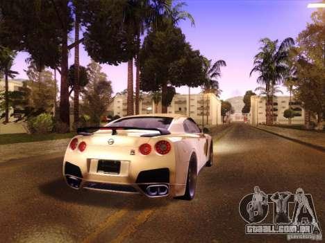 ENBSeries para GTA San Andreas sexta tela