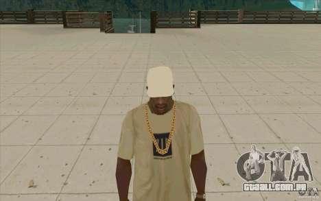 Cap captrucka para GTA San Andreas