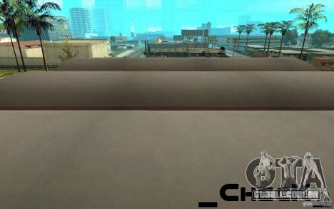 Respawn San News para GTA San Andreas terceira tela