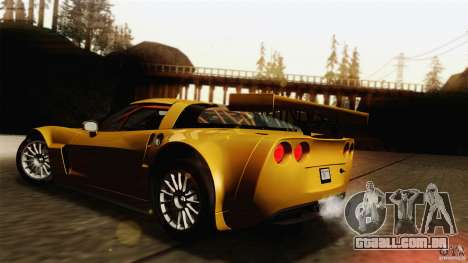 Optix ENBSeries Anamorphic Flare Edition para GTA San Andreas oitavo tela