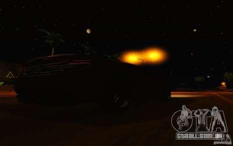 ENBSeries HD para GTA San Andreas twelth tela