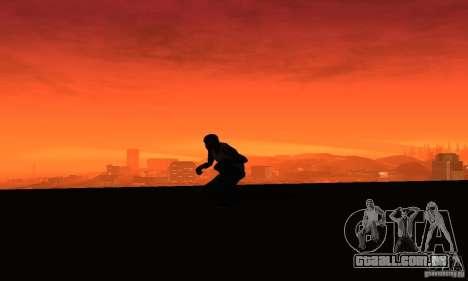 Sunshine ENB Series by Recaro para GTA San Andreas sexta tela