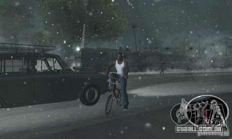 Um piloto forte para GTA San Andreas terceira tela