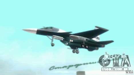 Vice City Air Force para GTA Vice City vista direita
