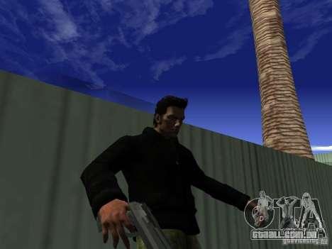 Claude HD Remake (Beta) para GTA San Andreas sexta tela