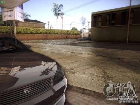 Todas Ruas v3.0 (Los Santos) para GTA San Andreas sétima tela