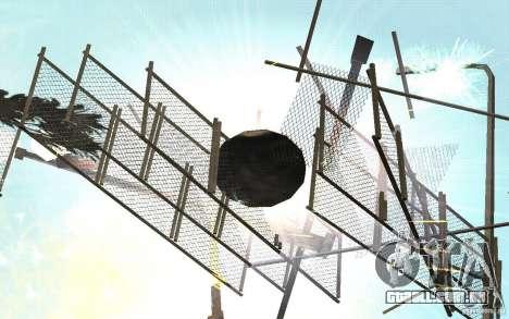 Buraco negro para GTA San Andreas sexta tela